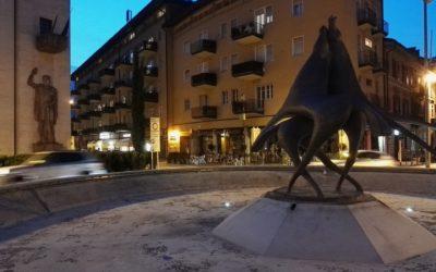 La Fontana dei Cavalli