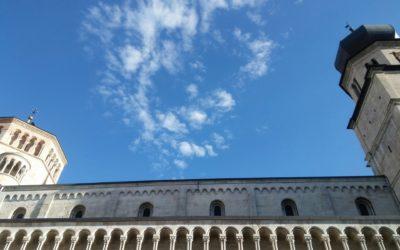 Il loggiato del Duomo